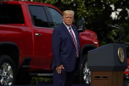 Trump se niega a prometer que respetará resultado electoral