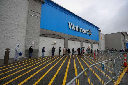 Walmart cierra dos tiendas más en Massachusetts por casos de coronavirus