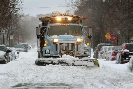 "Pronostican ""monstruosa"" tormenta de nieve en Chicago esta semana"
