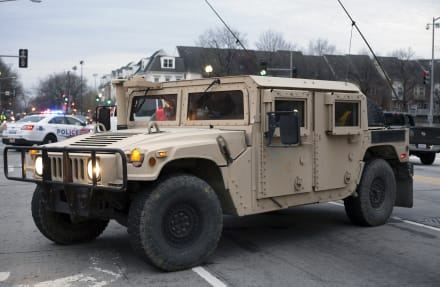 Movilizan Guardia Nacional para proteger monumentos en Washington D.C.