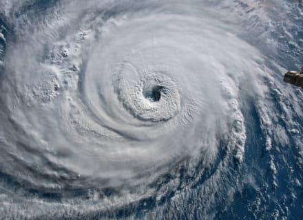 Huracán Delta recobra fuerzas sobre el Golfo de México rumbo a Louisiana