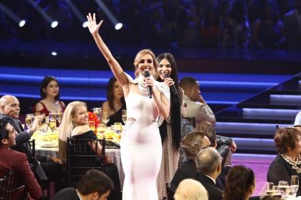 Pese a triunfar en el Super Bowl, Lili Estefan le hace 'tremenda grosería' a Shakira por culpa de JLo (FOTO)