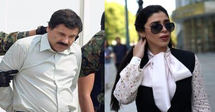 Emma Coronel quiere lanzar una marca de ropa con el nombre de 'El Chapo'
