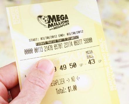 Mega Millions Números ganadores del viernes 14 de febrero de 2020