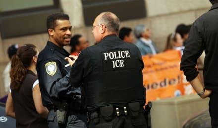 Operativos de ICE terminan con 88 detenidos por violaciones migratorias