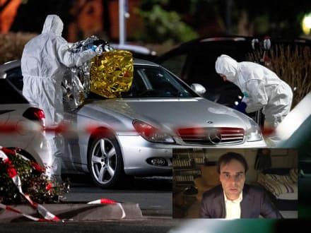Tiroteo en Alemania deja 11 muertos, entre ellos, el atacante y su madre