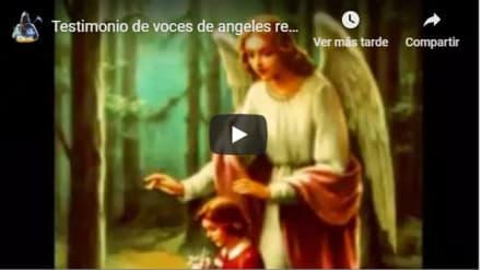 Voces de ángeles reales grabadas… ¡Canto celestial!
