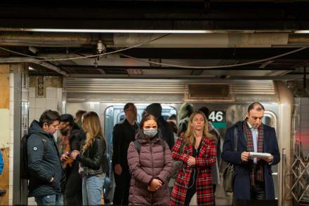 Nueva York declara estado de emergencia por coronavirus