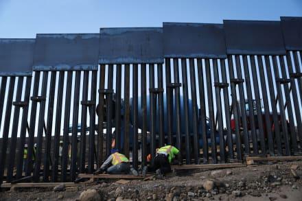 Ni Estados Unidos ni México… China podría pagar el muro de Trump