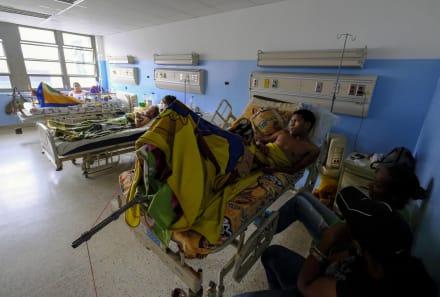 Al menos 15 pacientes renales muertos por apagón en Venezuela