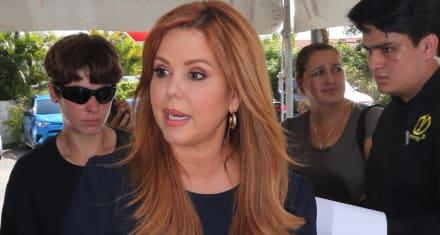 María Celeste Arrarás confirma noticia sobre conductor de Telemundo y hasta Lili Estefan celebra (VIDEO)