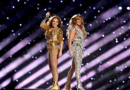 Super Bowl halftime: Revelan cuánto cobraron Shakira y JLo por su presentación