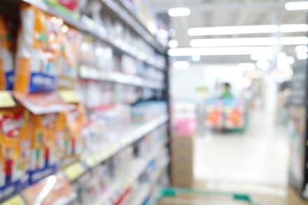 ¡No contaba con lo que sucedería! Hispano intenta secuestrar a niñas en un supermercado (FOTO)