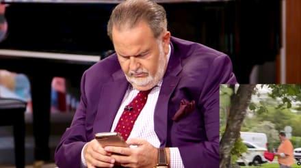 ¡Aparatoso! Raúl De Molina alarma a todos por video de accidente y lo critican (VIDEO)