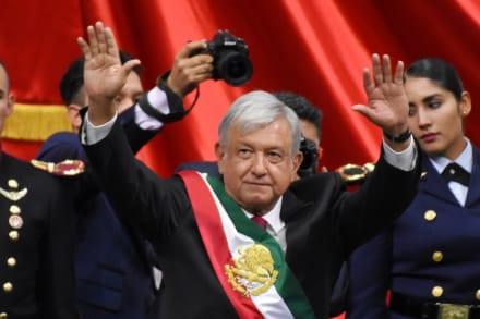 AMLO defiende la política migratoria de México, pero promete eliminar ciertas medidas implementadas por Trump