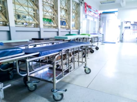 En un Hospital de México se le niega la atención a un paciente y muere por COVID-19