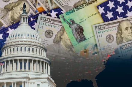 Republicanos y demócratas logran acuerdo sobre paquete de estímulo y votarían este domingo