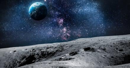Idean tecnología para convertir polvo lunar en oxígeno y respirar en la luna
