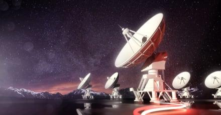 Científicos investigan misteriosa 'señal' de radio que viene de una estrella