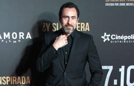 Demián Bichir en polémica tras entrevista con Fernanda Familiar donde aseguró que 'él sí cree en AMLO'