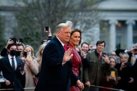 Trump se habría molestado por renovación de su nueva residencia, aunque la supervisó Melania