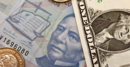 Expertos estiman pérdidas del peso mexicano frente al dólar este 2021