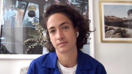 Paola Ramos, hija de Jorge Ramos denuncia lo que la administración de Biden hace igual al gobierno de Trump