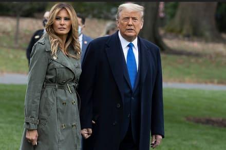 Los diversos estilos que Melania Trump ha utilizado a lo largo de la presidencia de Donald Trump