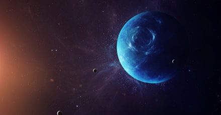 Misteriosa actividad en Neptuno deja a los científicos desconcertados