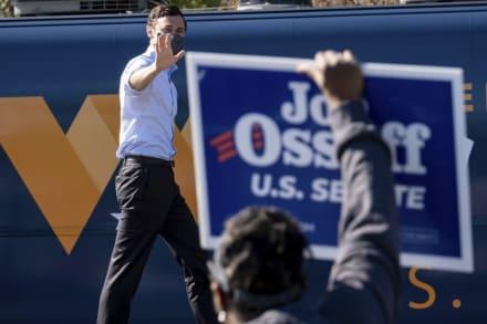Ossoff gana las elecciones al Senado en Georgia dando la victoria al partido demócrata
