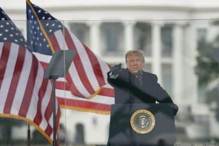 """Trump acepta la derrota y promete una """"transición ordenada"""""""