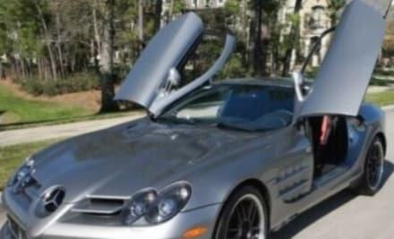 Mercedes Benz que perteneció a Michael Jordan se vendía por $695.750
