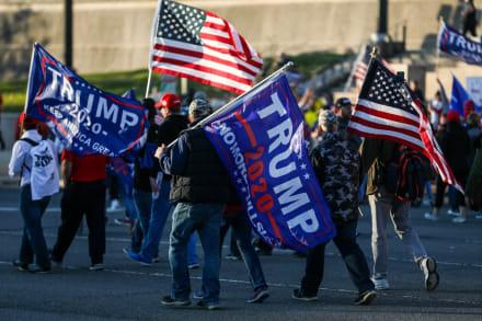 Manifestantes prometen volver al ataque para inauguración de Biden