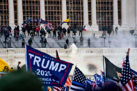 Por toma de posesión de Biden, ahora el FBI advierte que vienen más protestas armadas y nuevo ataque al Capitolio