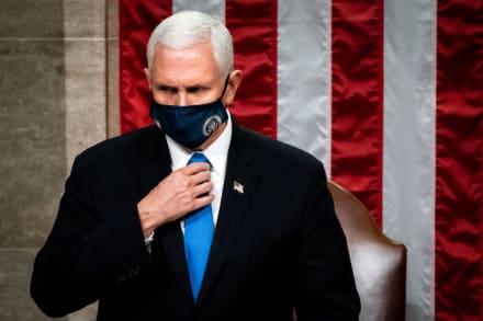 """""""Nuestro tiempo llegó a su fin"""": Pence da 'golpe' a Trump y 'se rinde'; promete transición pacífica para Biden"""