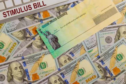 Cheques de $1,400 peligran por falta de apoyo de republicanos