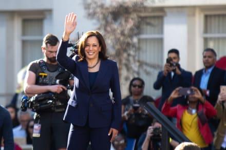 Kamala Harris jurará su cargo ante jueza Sotomayor, primera latina en Supremo