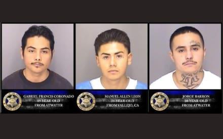 Tres de seis peligrosos reclusos escapados de prisión en California continúan en fuga
