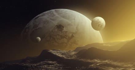 La NASA encuentra planeta alienígena con 3 soles