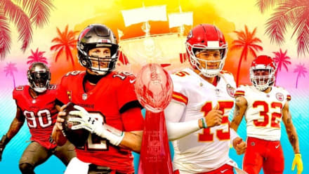 Queda definido el Super Bowl LV, Buccaneers de Tampa Bay vs Chiefs de Kansas City