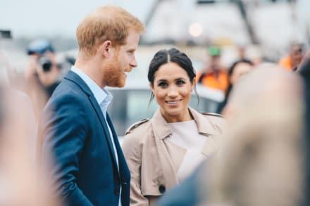 Borran nombre de Meghan Markle en certificado de nacimiento del hijo que tiene con el príncipe Harry