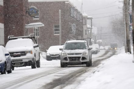Peligrosa tormenta invernal pone en alerta a 50 millones de personas en EE.UU.