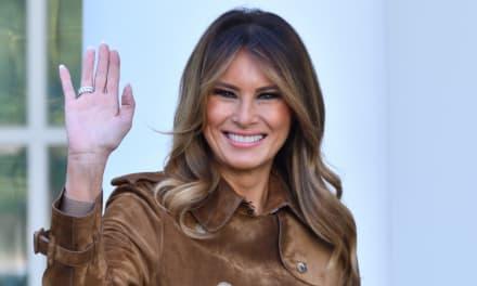 Ex primera dama anuncia en redes sociales la nueva 'Oficina de Melania Trump'