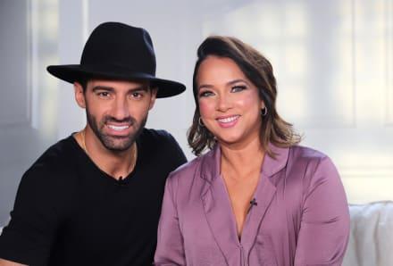 Mientras que Adamari López le manda tierno mensaje de amor a Toni Costa, la esposa de su ex Luis Fonsi presume anillo