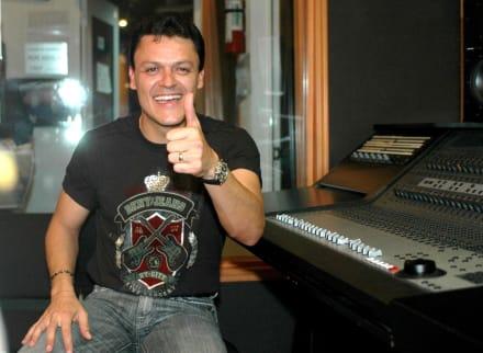Pedro Fernández confirma que será protagonista de 'Malverde', serie en que estaría originalmente Fernando Colunga