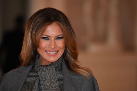 ¡Relajada y plena! Se filtran imágenes de Melania Trump 'más feliz que nunca' tras dejar la Casa Blanca