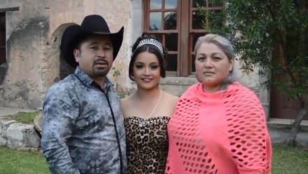 La ex quinceañera más famosa de México, Rubí desmiente ser candidata a la política (VIDEO)