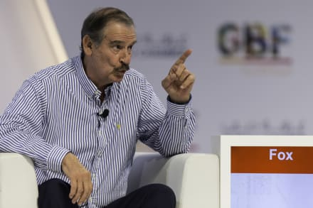 Expresidente de México asegura que AMLO 'salvará' a Emma Coronel