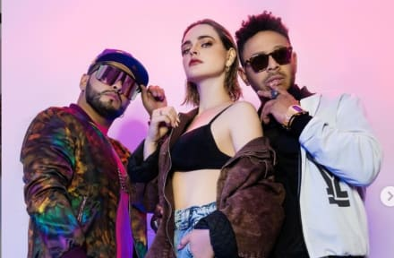 "Fabiola Guajardo, Kalimba & Yhezid estrenan el sencillo ""Contigo"""
