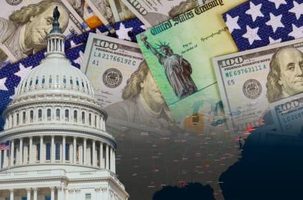 Paquete de estímulo podría significar pago de $14,000 para familias de cuatro miembros